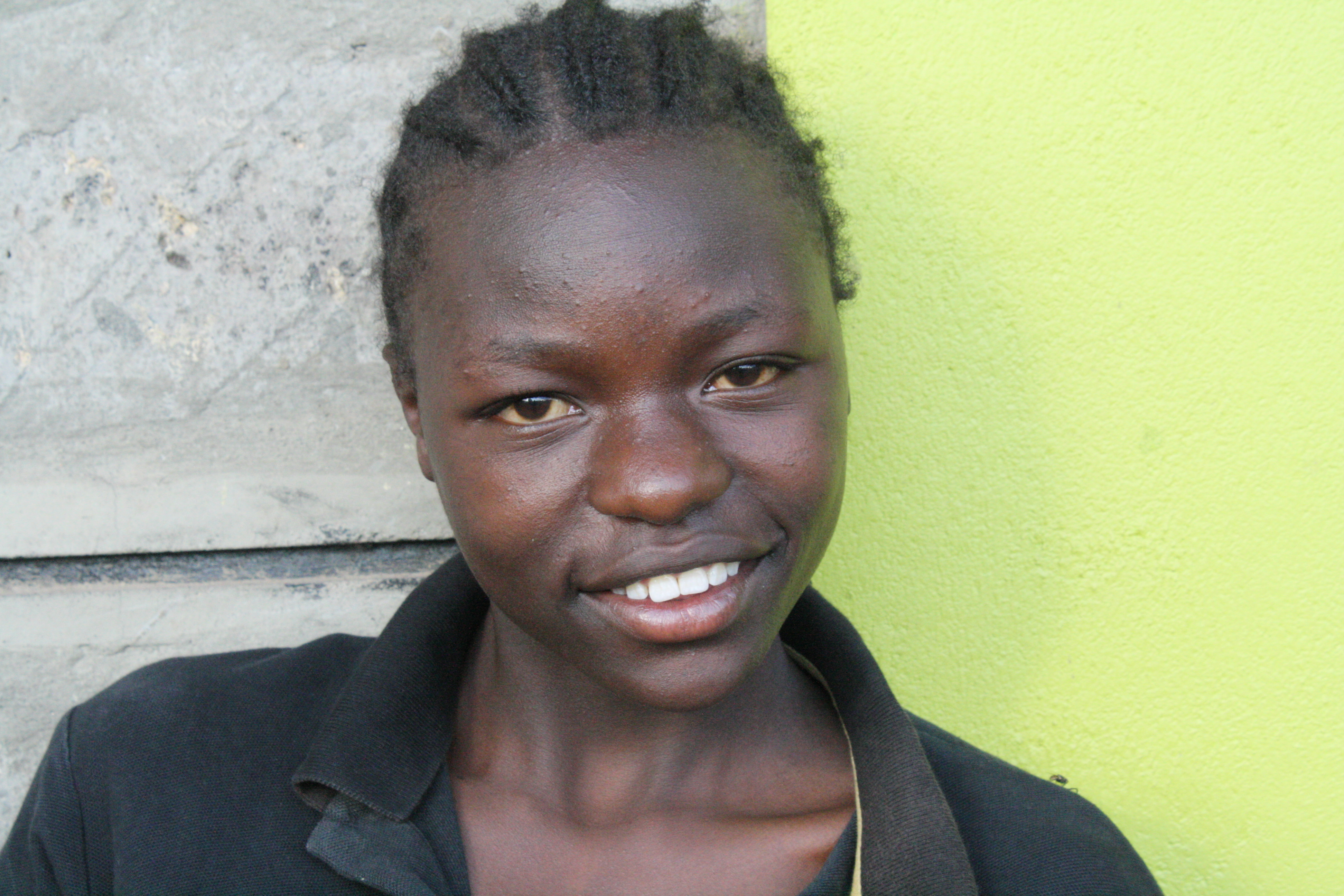 Angella Anyango 13 years