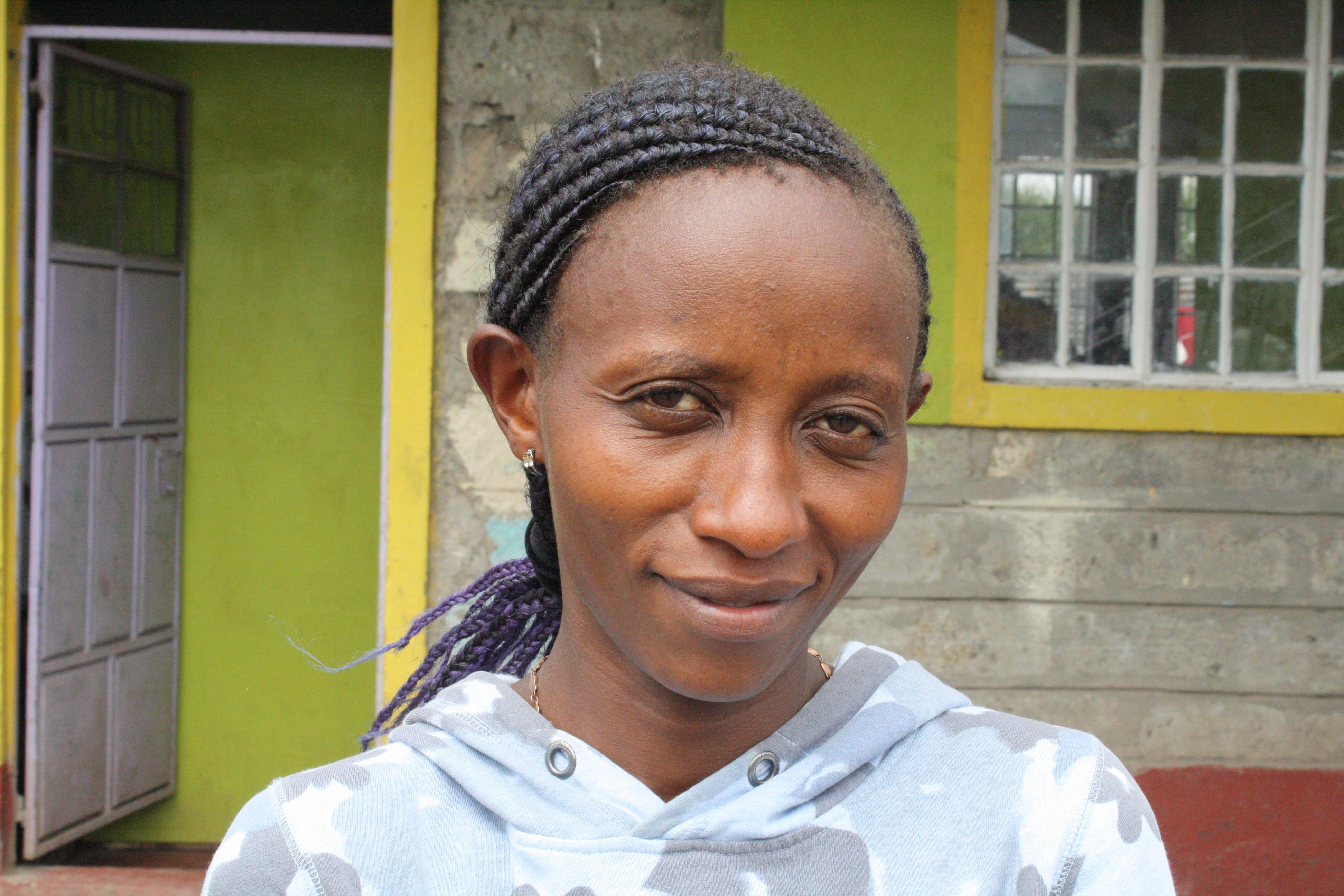 Bernadette Kerubo Assistant Social worker (4)
