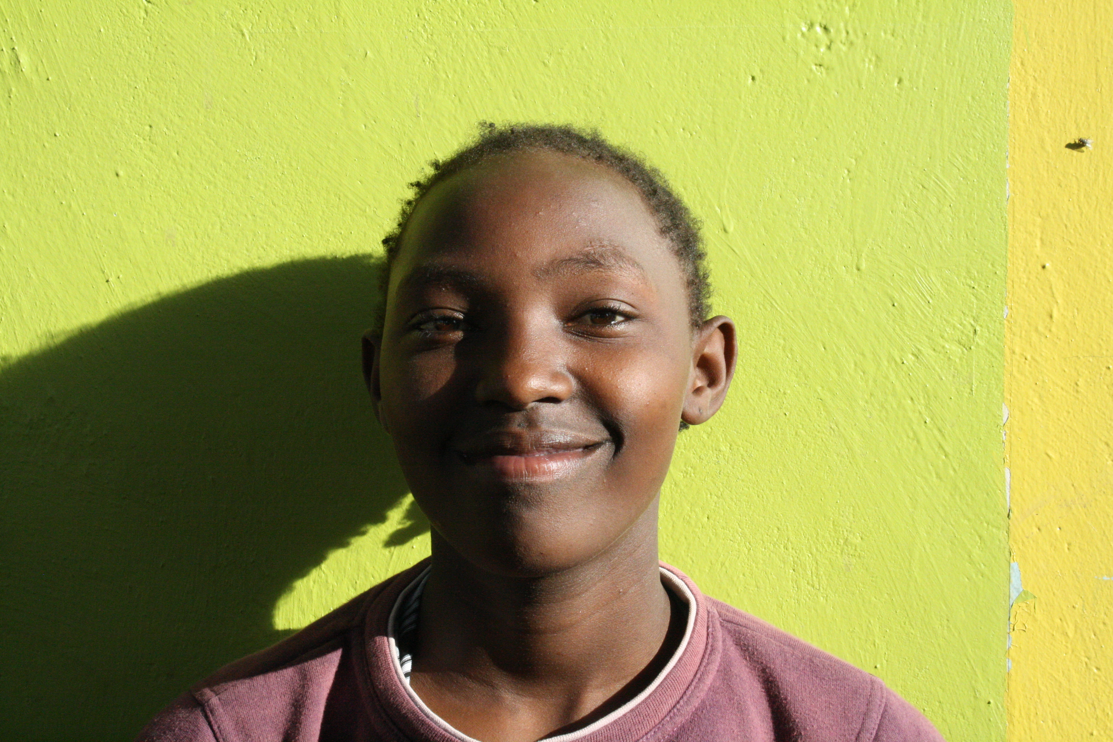 Catherine Nzisa 14years