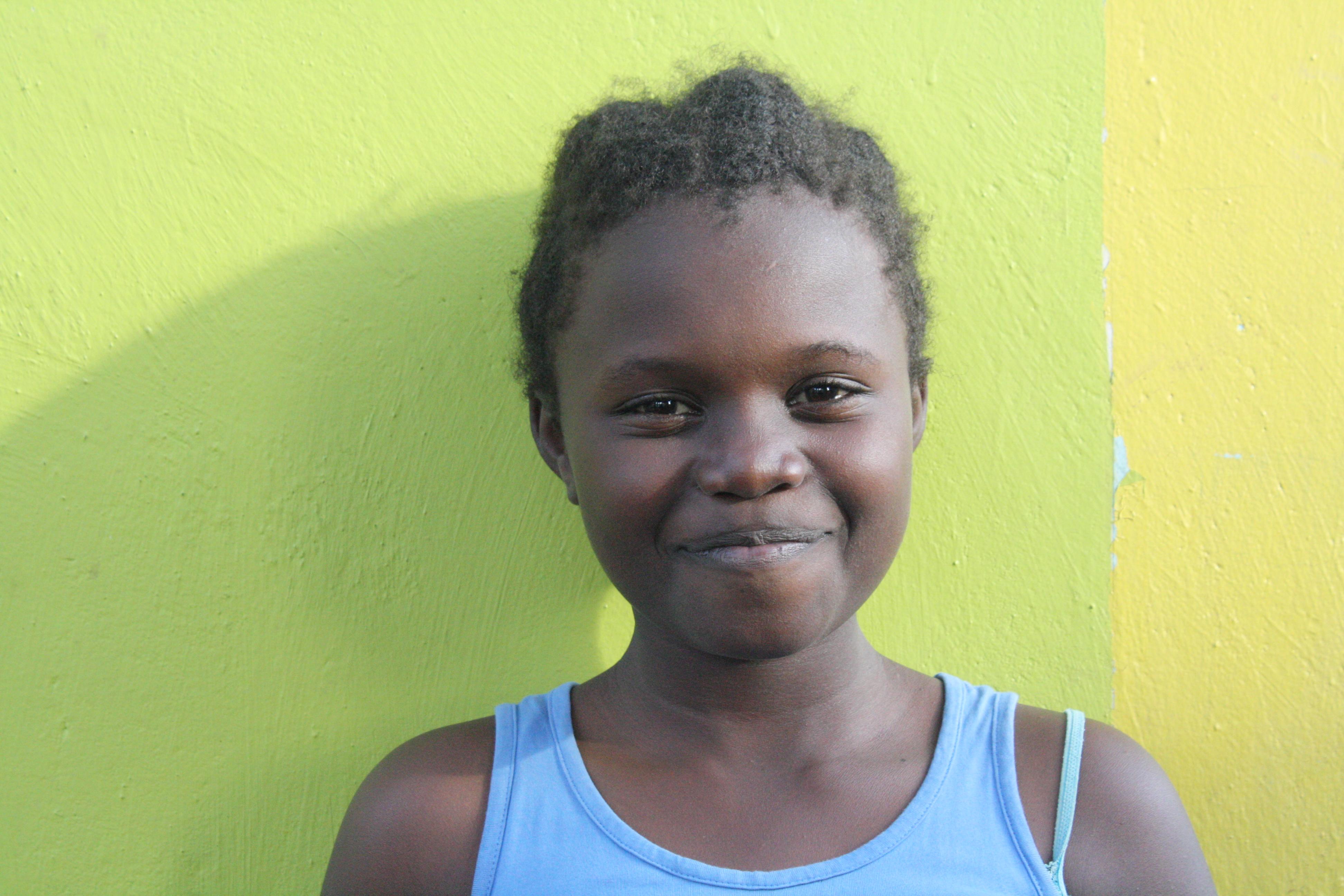 Grace Ndanu 13years